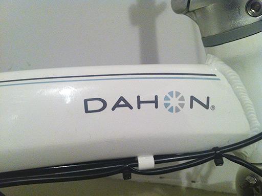 Faltrad Dahon Curve D3